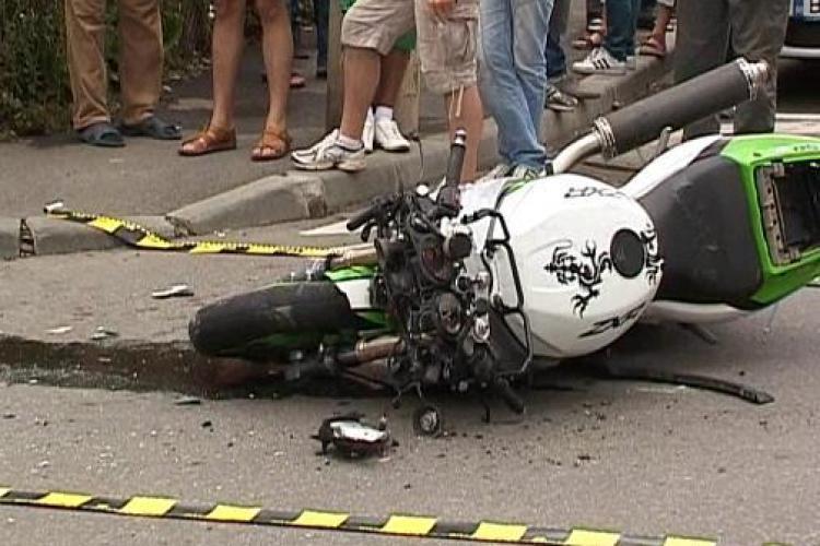 Marşul motocicliştilor la Cluj-Napoca, organizat joi, 20 iunie, în urma accidentelor din ultimul timp