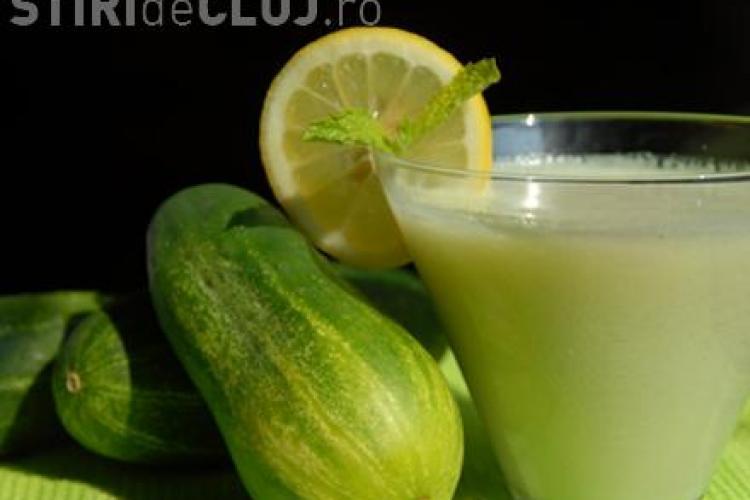 Dieta cu suc de castraveți: Cum să slăbești rapid și sănătos
