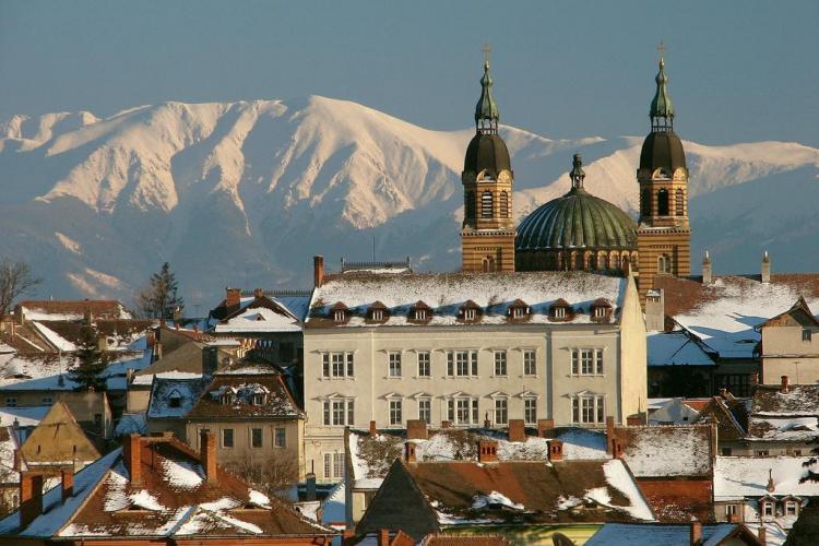 Sibiul și NU Clujul a fost inclus de CNN în topul oraşelor de vis necunoscute din Europa de Est