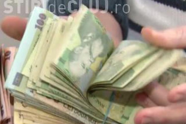 Un cerșetor câștigă la Cluj 4.400 de lei pe un weekend! Tu cât muncești pentru acești bani?