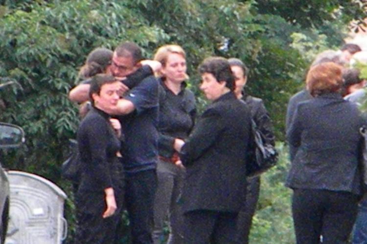 Mitropolitul Clujului, la priveghiul clujencei care a murit în accidentul din Muntenegru - FOTO