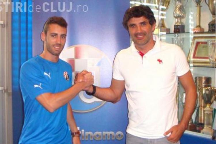 Ivo Pinto, transferat la Dinamo Zagreb. Mureşan explică de ce a plecat jucătorul