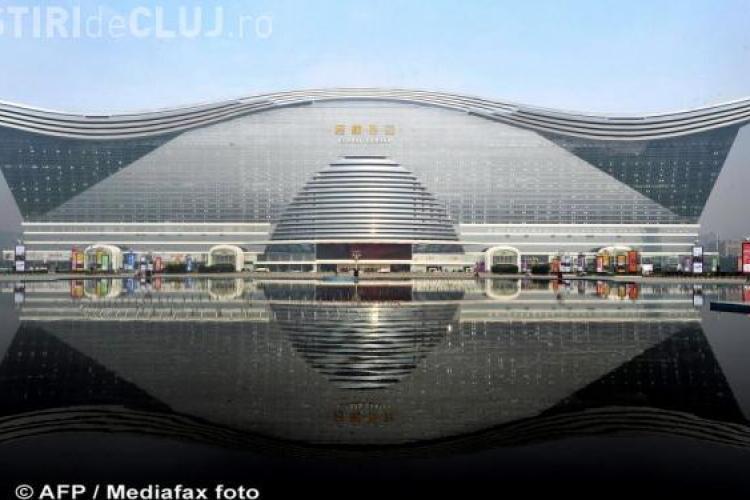 A fost deschisă cea mai mare clădire din lume. Are și un soare artificial