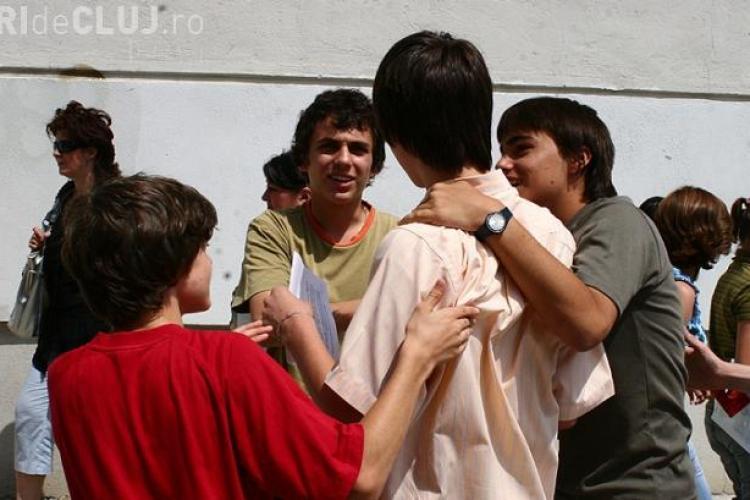 Cluj - EVALUARE NAȚIONALĂ 2013: 88,15% dintre elevi au luat peste 5