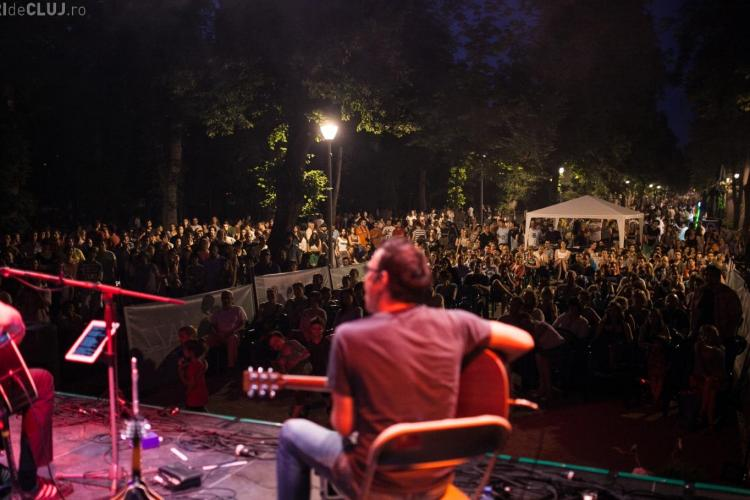 10.000 de participanți la Jazz in the Park, în prima zi