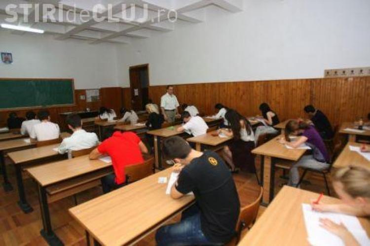 BAC 2013 Cluj: Elevi de la Coșbuc și Bathory Istvan, eliminați la proba de matematică
