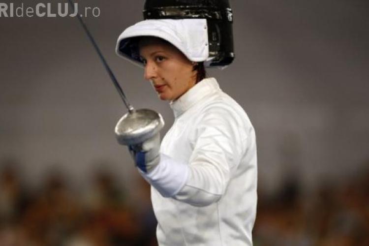Ana Maria Brânză şi Tiberiu Dolniceanu, aur la Campionatul European de scrimă