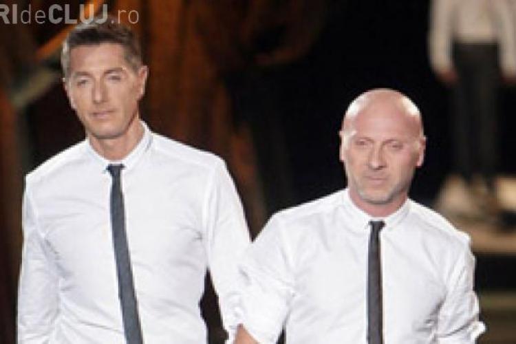 Designerii Dolce şi Gabbana au fost condamnaţi la închisoare pentru o evaziune de 1 miliard de euro