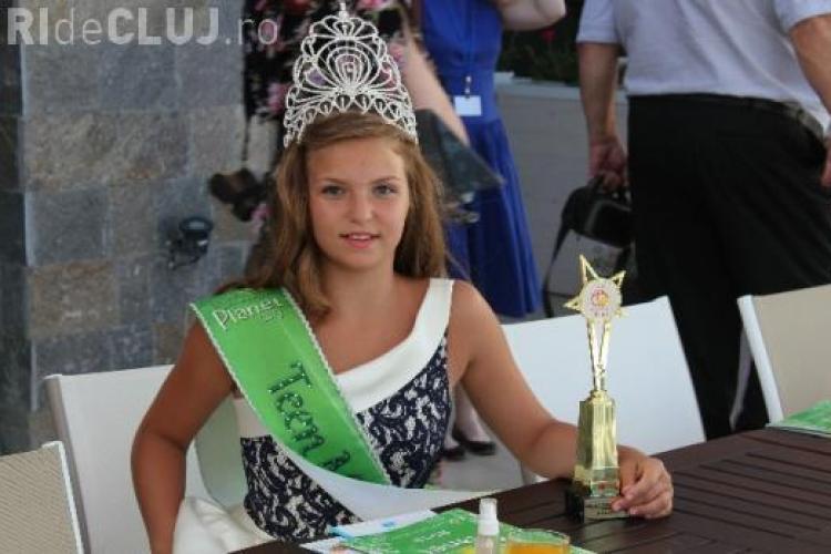 Cum arată rusoaica de 13 ani, cea mai frumoasă adolescentă din lume - FOTO