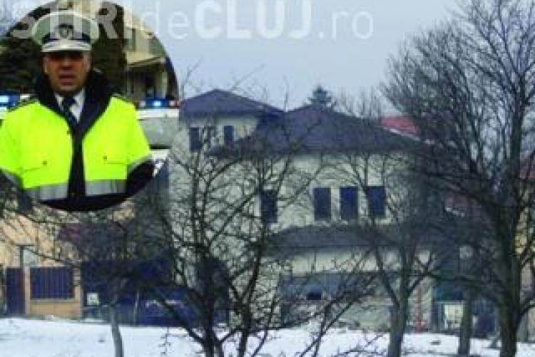 Comisarul Alexandru Mureșan, șeful de la Poliția Rutieră Cluj, demis din funcţie