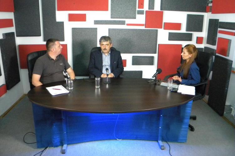 Horea Uioreanu, invitat la emisiunea Știri de Cluj LIVE din această seară