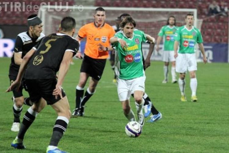 Botoșani CFR 0-0 - Rednic a ratat startul în Liga 1