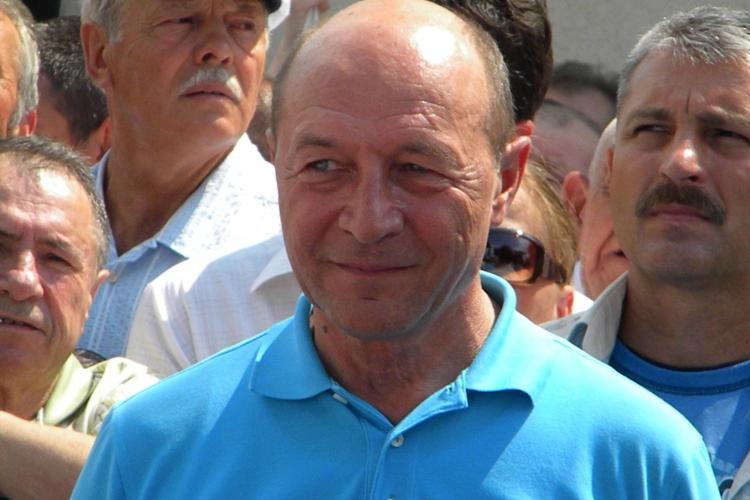 Traian Băsescu: Gruia Stoica nu are bani pentru a cumpăra CFR Marfă