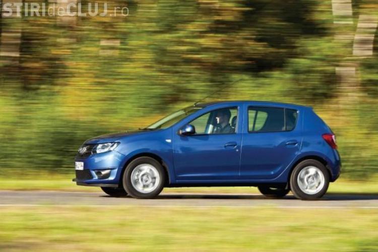 Dacia este marca de mașini care se menține cel mai bine în Marea Britanie