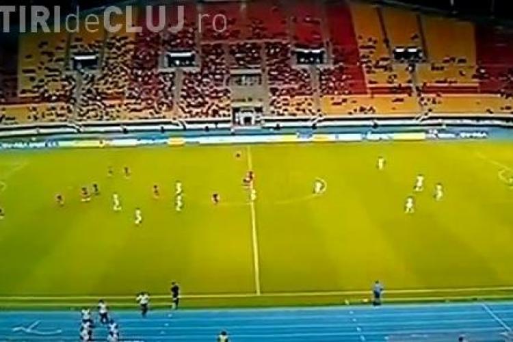 Vardar - Steaua 1-2 - REZUMAT VIDEO. Steaua se califică mai departe