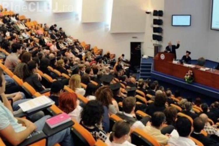 ACESTEA sunt cele mai slabe facultăţi din ţară. Care este situaţia în Cluj