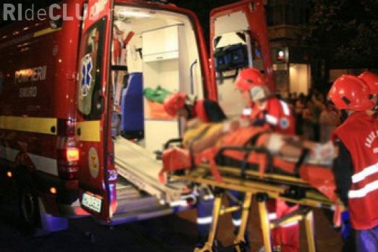 Un clujean a produs un accident GRAV în Suceava. Patru persoane sunt în spital și 6 mașini sunt distruse