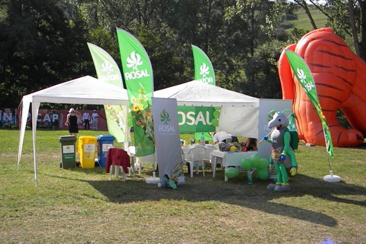 Rosal se ocupă de curățenia de la Peninsula 2013. Compania a lansat și o campanie interesantă (P)