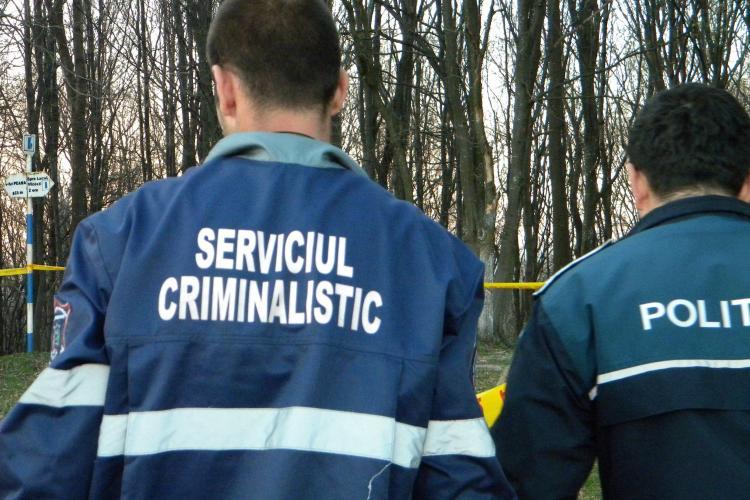 Un clujean s-a predat Poliției după ce a comis o crimă. Victima a fost îngropată în curte