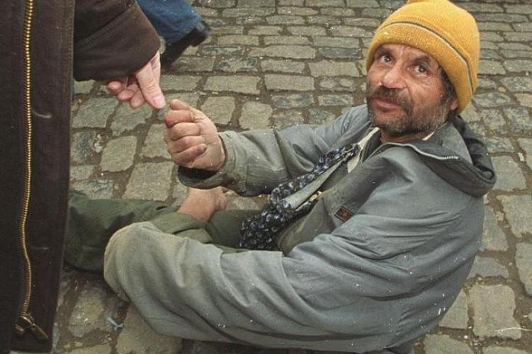 Clujenii se plâng de situația cerșetorilor din oraș. Vezi ce răspunde Primăria