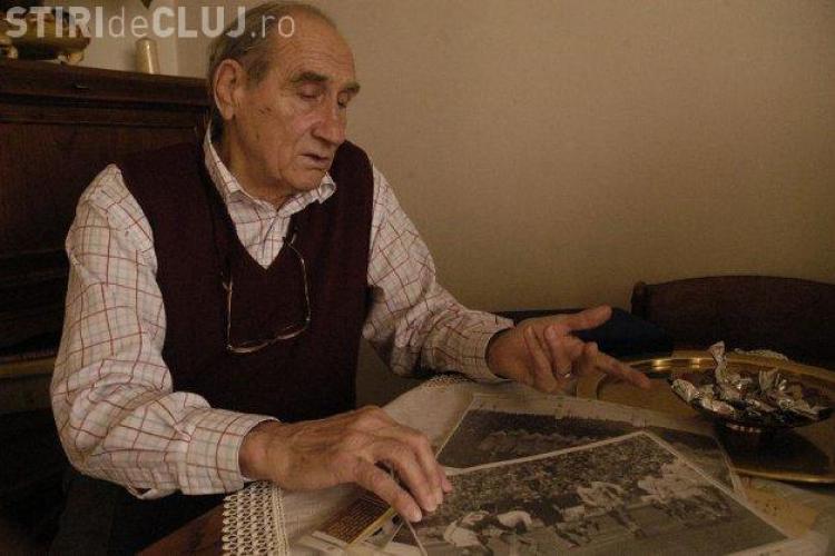 Fostul rugbist clujean, Mircea Rusu, ajuns la 80 de ani, aniversat de CS Universitatea Cluj