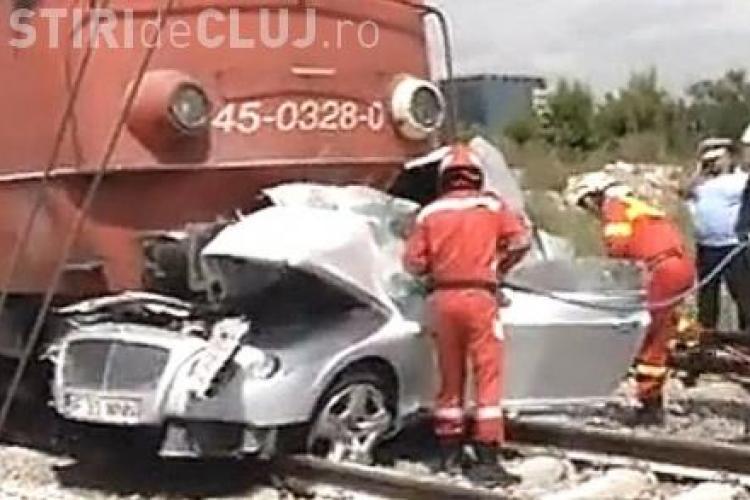 FINUL lui Gigi Becali, mort într-un accident! Bentley - ul a fost lovit de tren