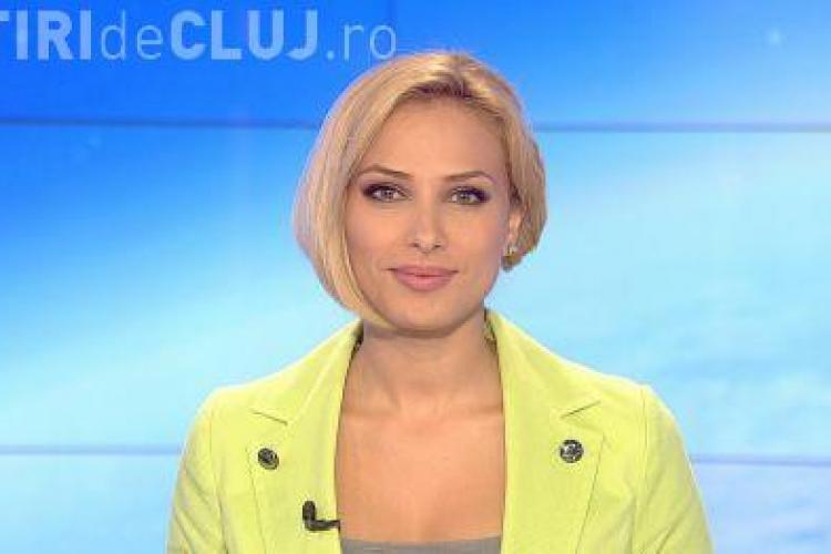 Un clujean îi ia locul Iuliei Vântur la pupitrul știrilor Pro TV