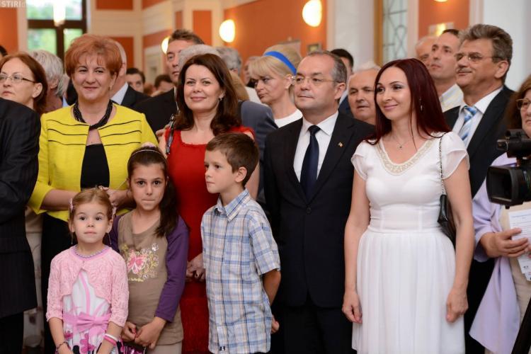 Ziua Națională a Franței, sărbătorită la Cluj-Napoca la clădirea Casino: Clujul merită titlul de Capitală Culturală 2021 - FOTO