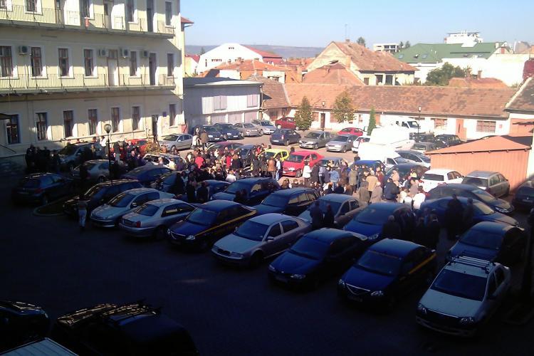 Parking subteran la Direcția de Finanțe Cluj. Proiectul este gândit fără cap și a fost RESPINS