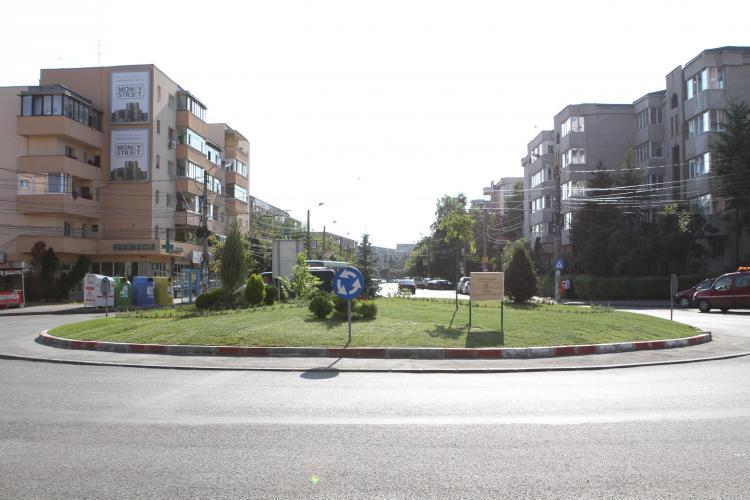 Spații verzi din Cluj-Napoca adoptate de firme, care le-au modernizat. Rosal a investit în cartierul Gheorgheni - FOTO
