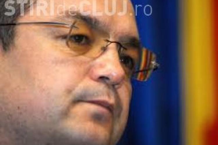 Boc l-a atacat pe Ponta: Pentru shopping, nu trebuia să ia o aeronavă să meargă în China