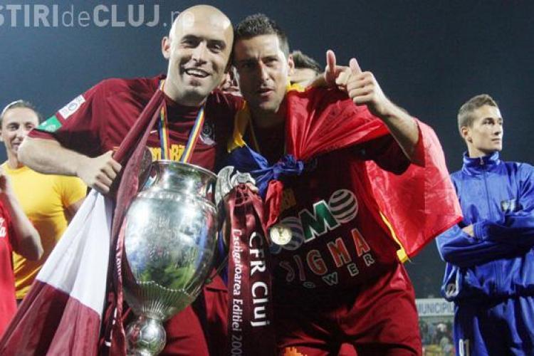 Cristian Panin va fi noul team manager la CFR Cluj