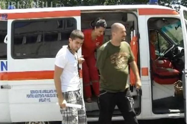 Cheloo accidentat GRAV la audiţiile X Factor - FOTO