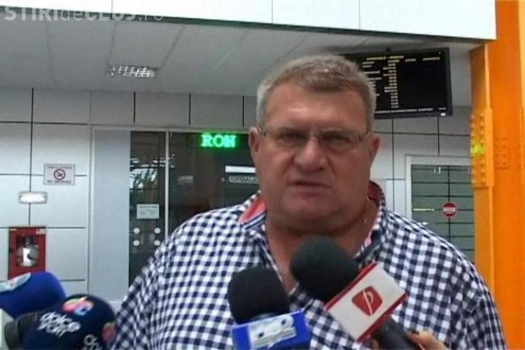 Iuliu Mureșan, declarație INCREDIBILĂ după meciul cu Poli Timișoara