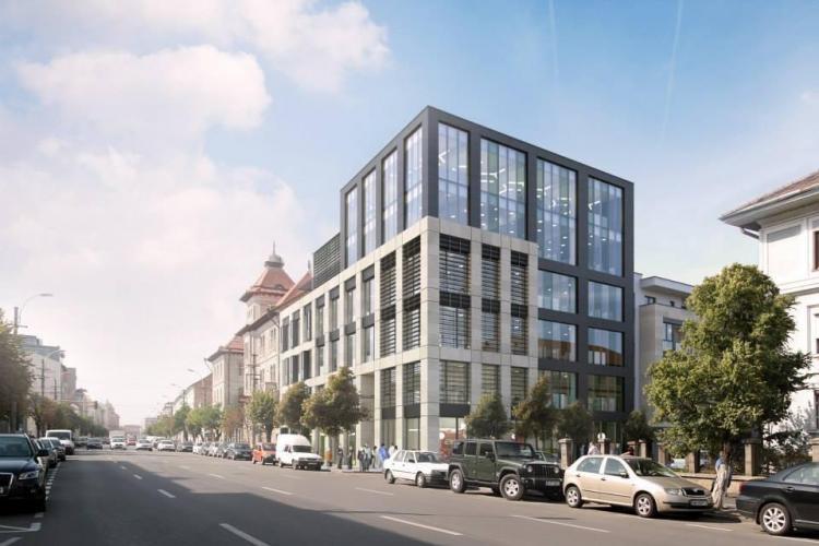 Ginerele lui Ioan Rus construiește un ansamblu imobiliar de milioane de euro la Cluj-Napoca