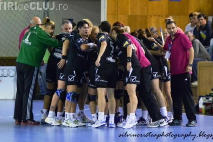 """U"" Jolidon joacă în Supercupa României la handbal feminin"