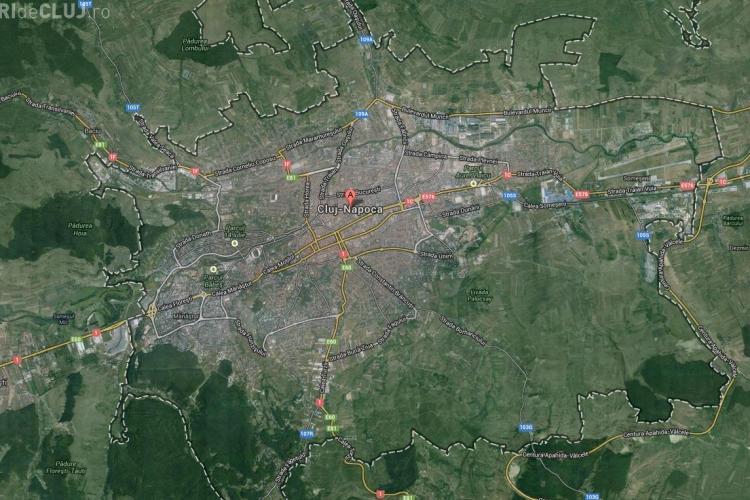 Ultima actualizare PUG a fost postată pe site -ul Primăriei Cluj-Napoca