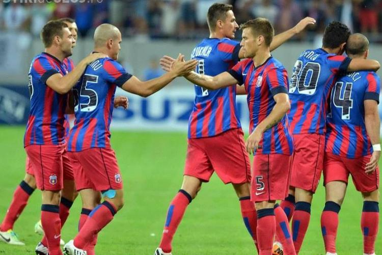 Steaua va juca contra Legia Varşovia în play-off-ul Ligii Campionilor