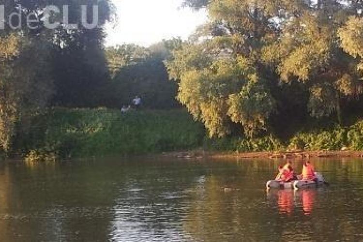 Fată de 16 ani înecată în Someș la Dej, lângă terasa Weekend. Cei cu care era au fugit în loc să o ajute