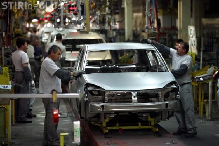 Ce salarii sunt la uzina Dacia de la Mioveni