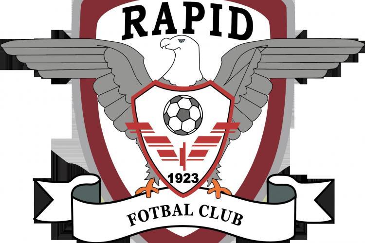 Rapid a fost exclusă din Liga 1