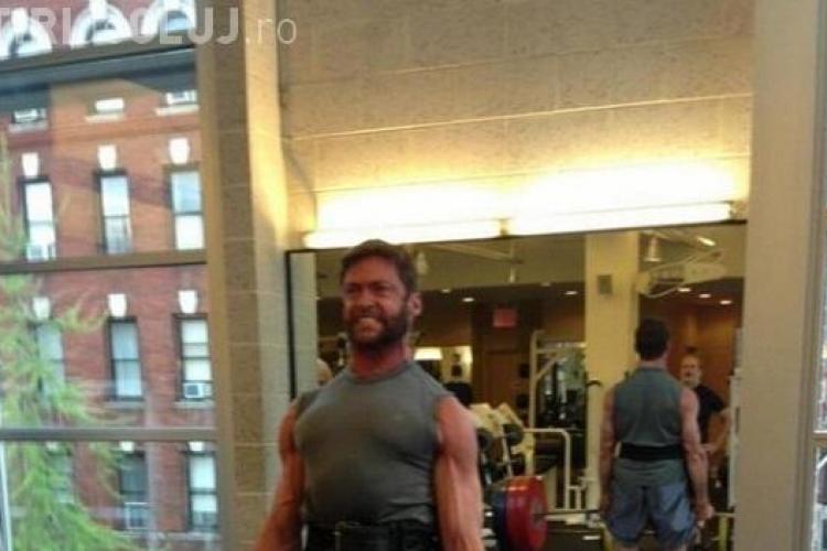 """Cum se antrenează """"Wolverine"""" în realitate FOTO"""