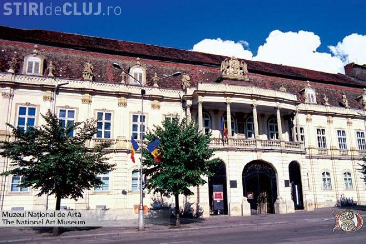 Vernisaje și evenimente la Muzeul de Artă Cluj-Napoca în perioada următoare