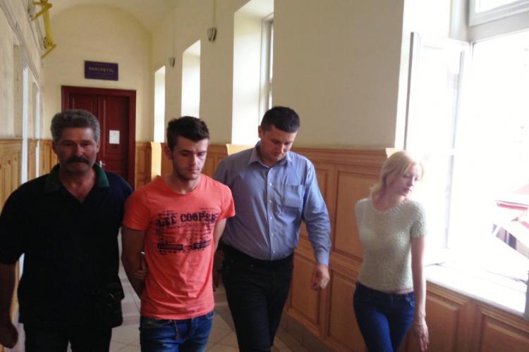 Arestări în cazul JAF la benzinăria Agip - Florești! Un student de la Fizică a fost ARESTAT pe 30 de zile - VIDEO