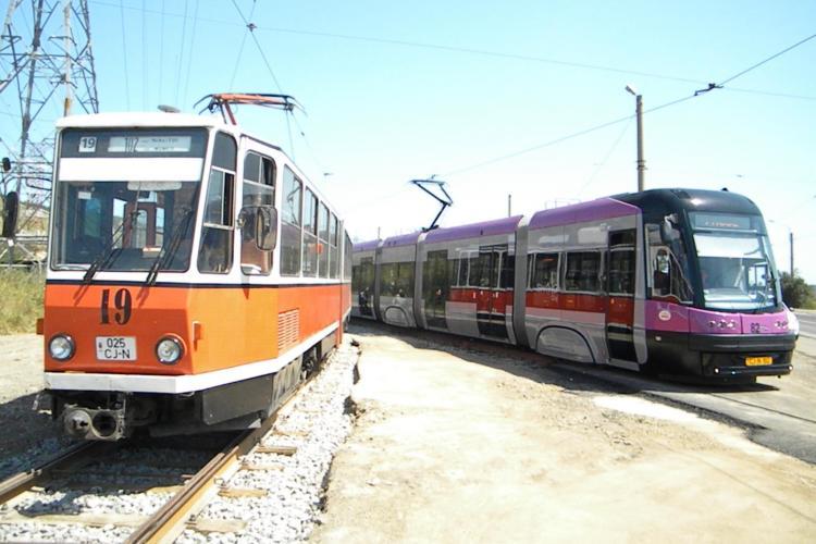 Linia de tramvai Piața Gării - Bulevardul Muncii, INAUGURATĂ oficial - VIDEO și FOTO