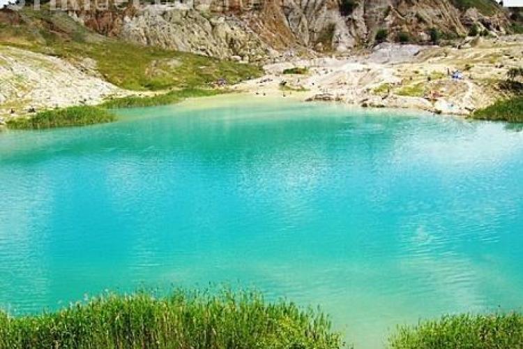 Laguna Albastră, o minune a României care nu este pusă în valoare