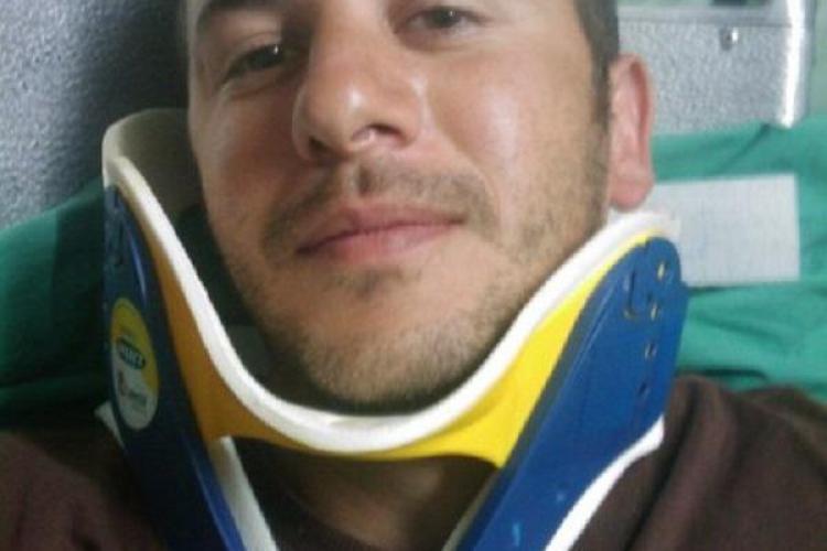 Cine e interlopul care l-a RUPT în bătaie pe antrenorul de înot de la Olimpic? Poliția promite arestări