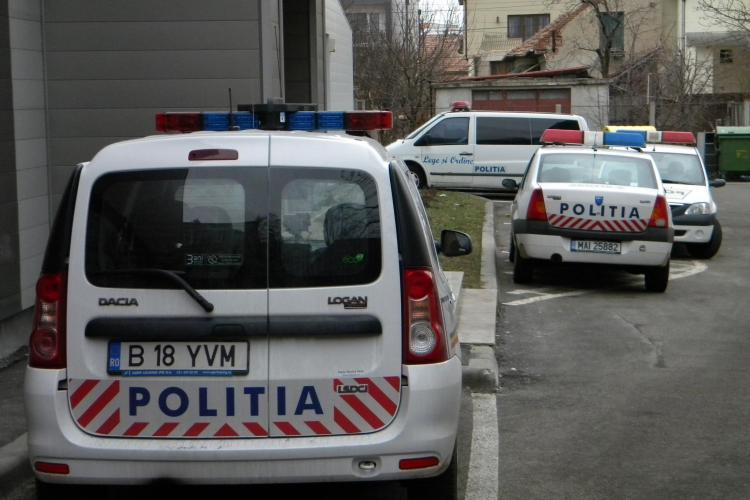 Poliția Rutieră Cluj nu mai are bani de MOTORINĂ. Radarele au stat în curtea de pe Albac. UPDATE: Conducerea IPJ Cluj face anchetă