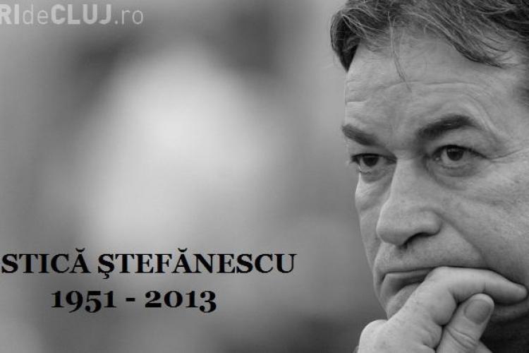 Costică Ştefănescu s-a sinucis. Fostul căpitan al Naţionalei şi al Craiovei Maxima s-a aruncat de la etaj
