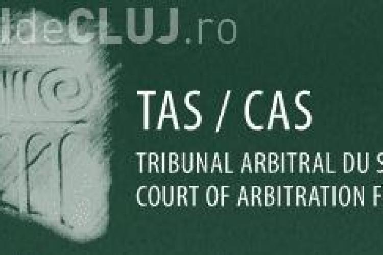Declarații halucinante ale judecătorului TAS după retrogradarea Rapidului